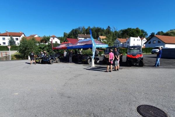 Road Show 2020 / Olešná / Motocentrum Olešná